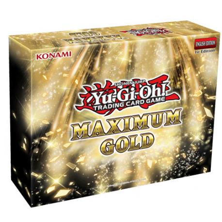 Coffret Gold Maximum