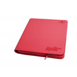12-Pocket QuadRow ZipFolio XenoSkin Ultimate Guard
